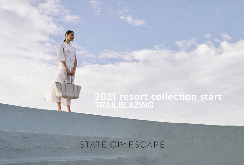 『STATE OF ESCAPE-ステートオブエスケープ-』2021☆New Collection☆_c0188711_13542076.jpg