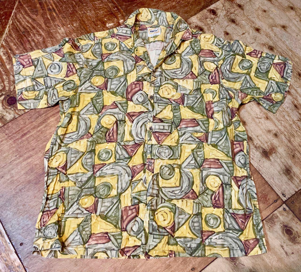 6月5日(土)入荷! 60s  all cotton Brent オープンカラーシャツ!_c0144020_14055658.jpg