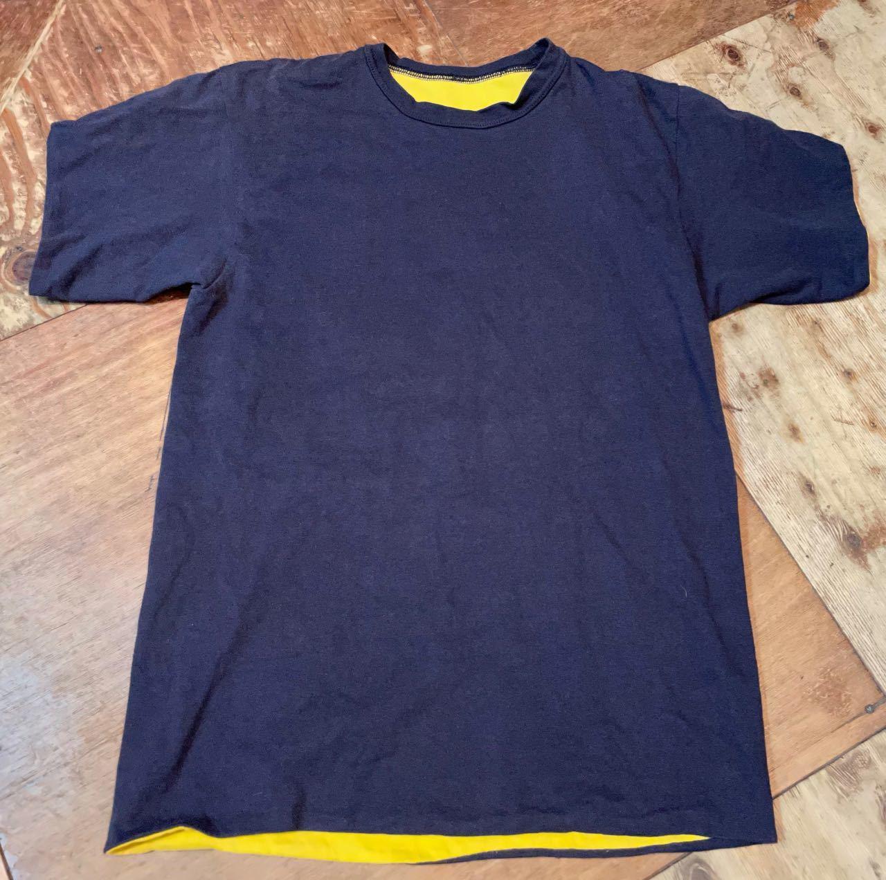 6月5日(土)入荷!all cotton U.S NAVY シールズ リバーシブル Tシャツ!_c0144020_14110795.jpg