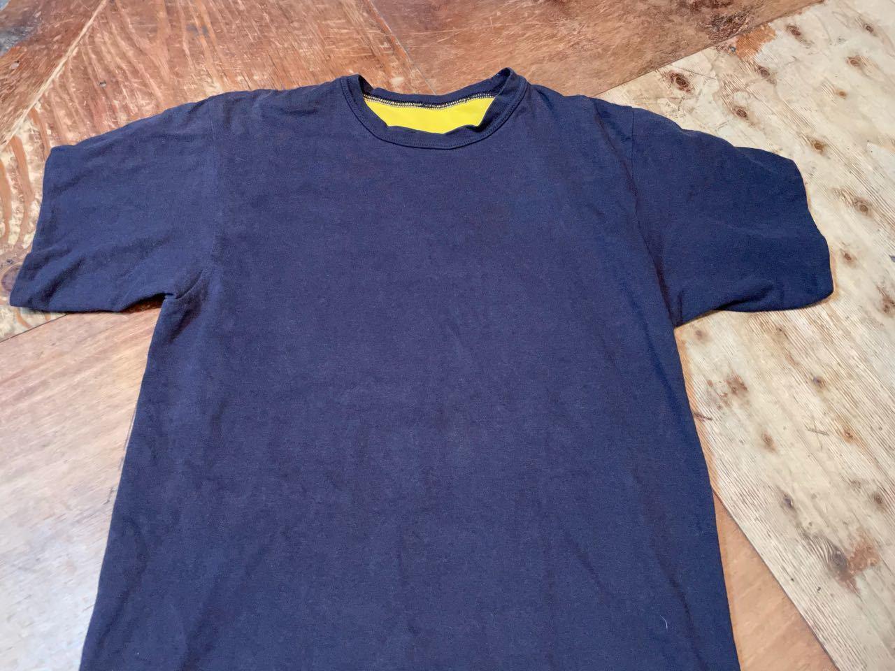 6月5日(土)入荷!all cotton U.S NAVY シールズ リバーシブル Tシャツ!_c0144020_14111196.jpg