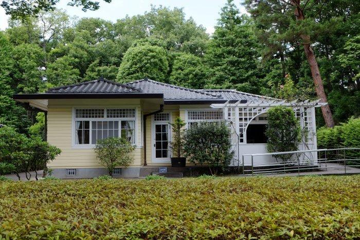 江戸東京たてもの園が再開した。(2)_e0129750_00322609.jpg