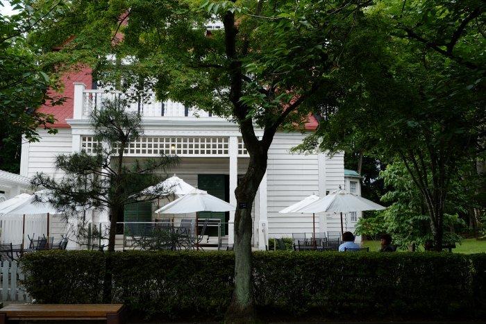 江戸東京たてもの園が再開した。(2)_e0129750_00324978.jpg