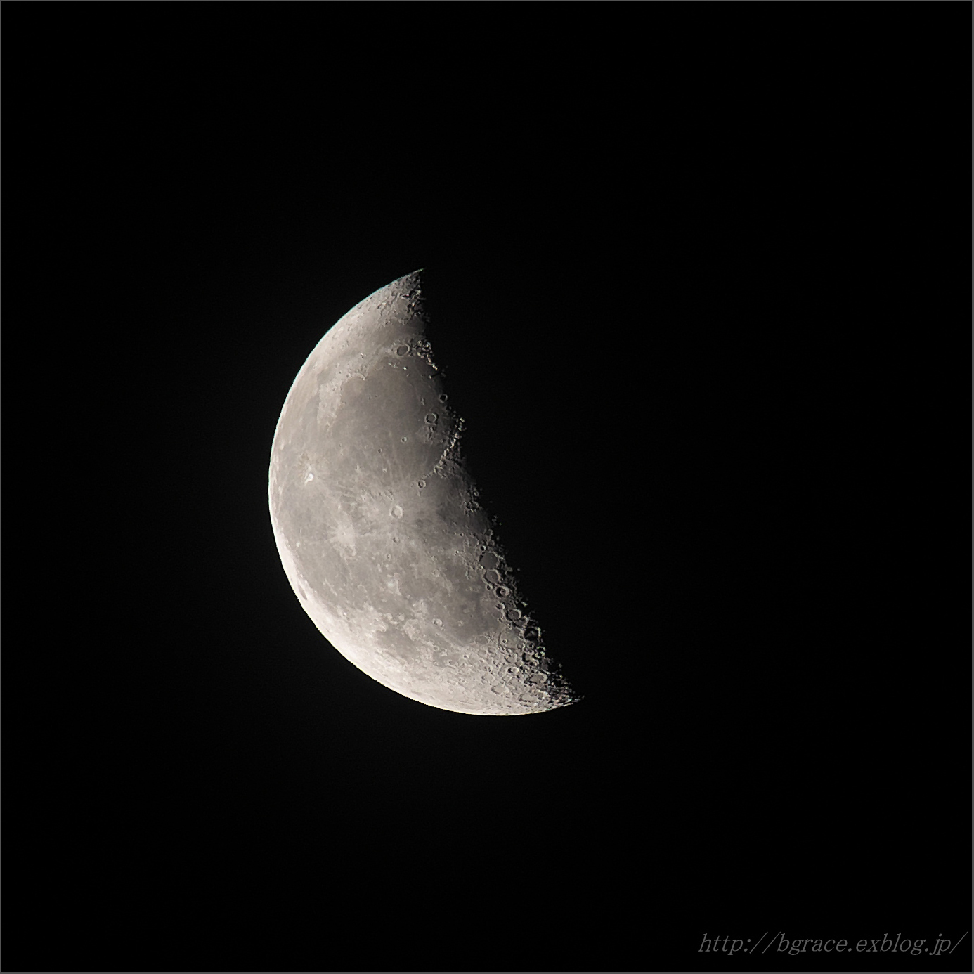 月を見上げて_b0191074_20590795.jpg
