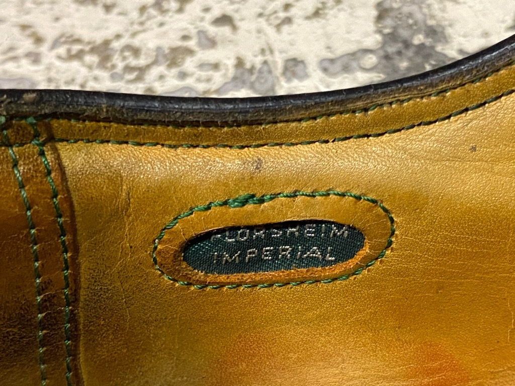 6月5日(土)マグネッツ大阪店スーペリア入荷日!! #6 LeatherShoes編!! FLORSHEIM,Johnston&Murphy,AllenEdmonds,BALLY!!_c0078587_13355665.jpg