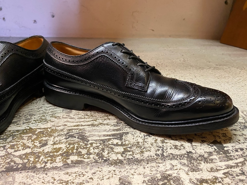 6月5日(土)マグネッツ大阪店スーペリア入荷日!! #6 LeatherShoes編!! FLORSHEIM,Johnston&Murphy,AllenEdmonds,BALLY!!_c0078587_13371239.jpg