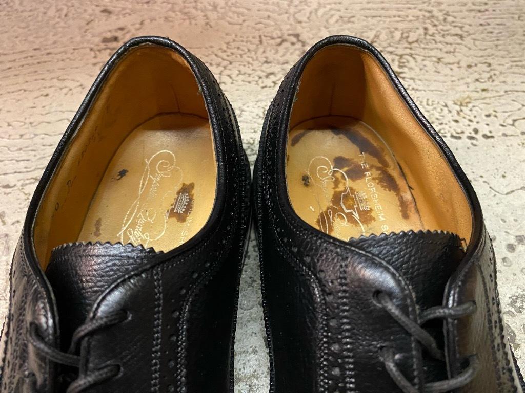 6月5日(土)マグネッツ大阪店スーペリア入荷日!! #6 LeatherShoes編!! FLORSHEIM,Johnston&Murphy,AllenEdmonds,BALLY!!_c0078587_13372015.jpg