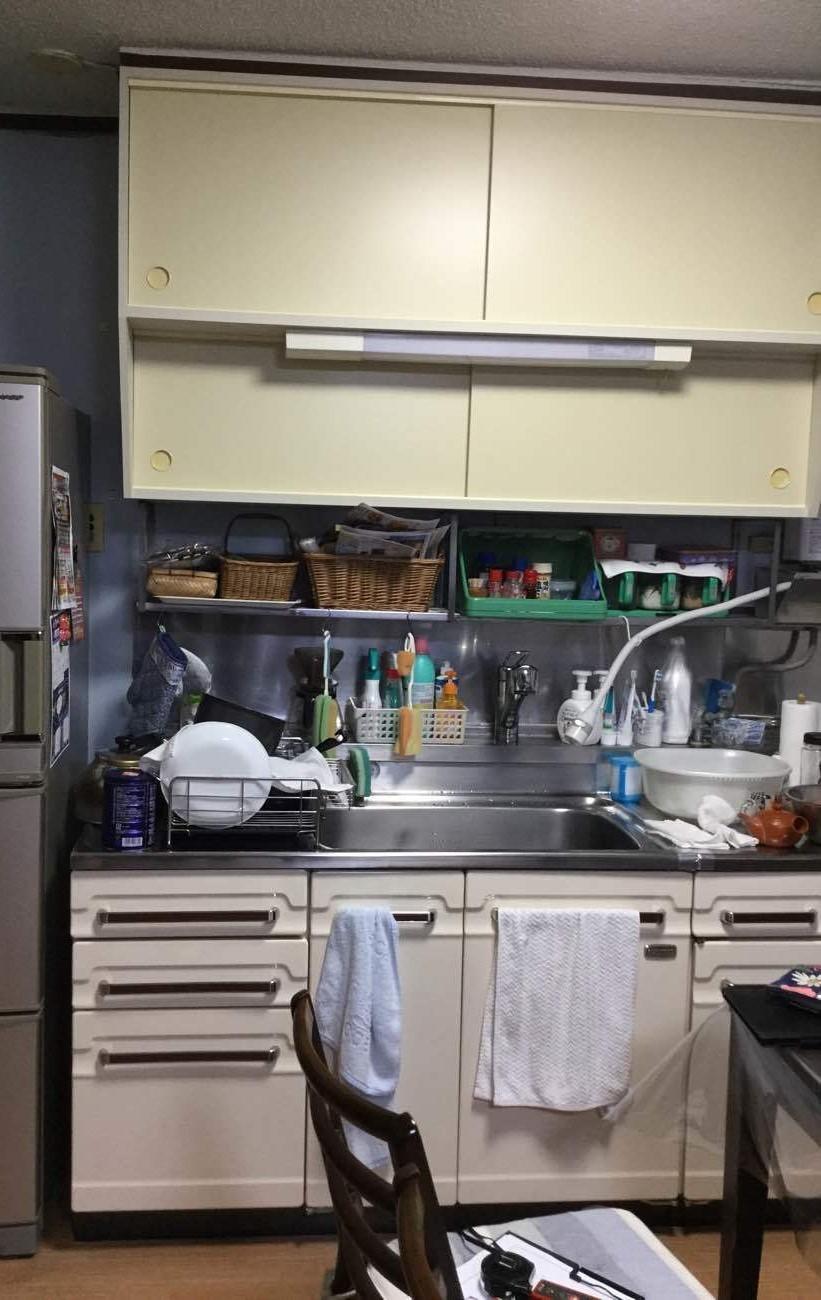 キッチン改装工事_e0190287_18191922.jpg