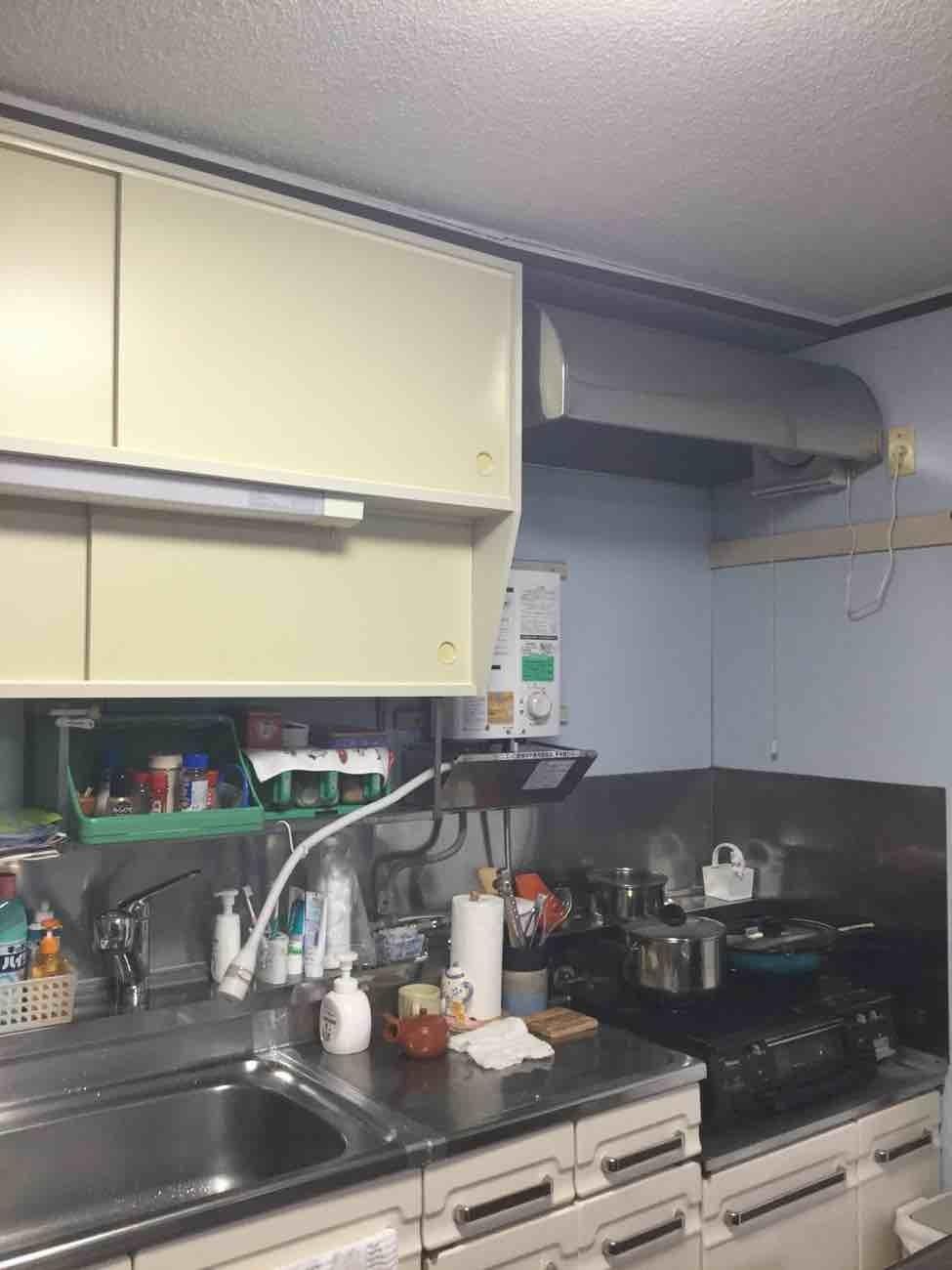 キッチン改装工事_e0190287_18260699.jpg