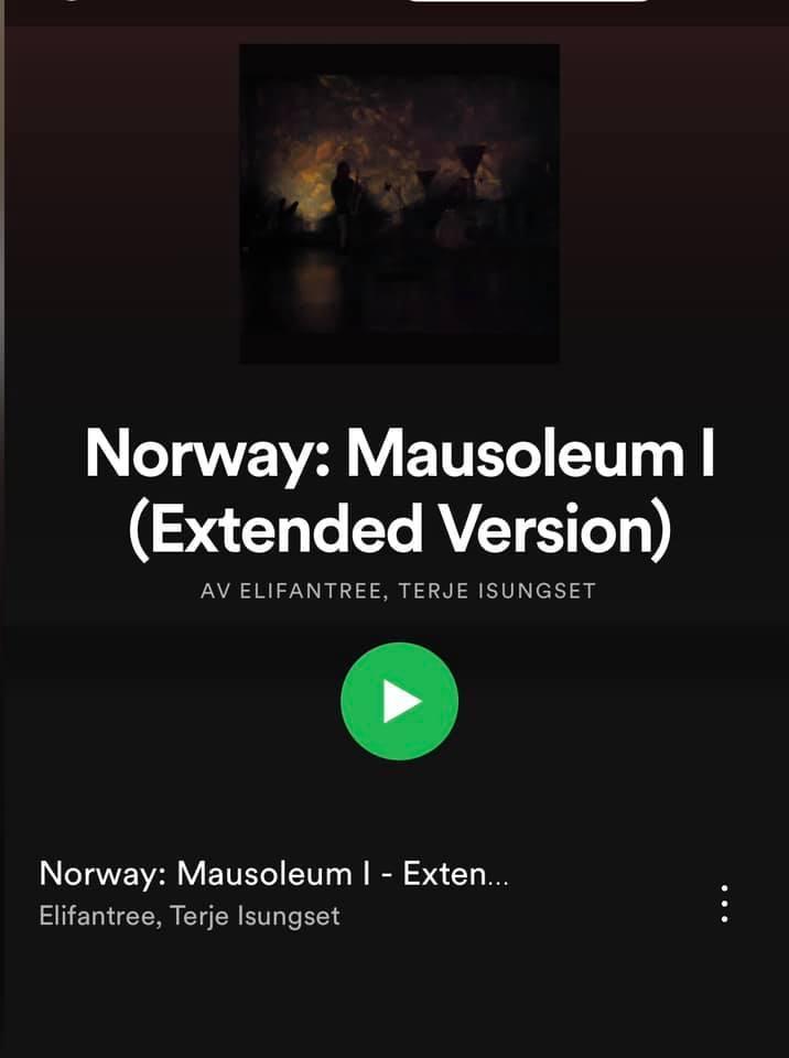 ノルウェー Terje Isungset とフィンランド Elifantree の新曲_e0081206_09432216.jpg