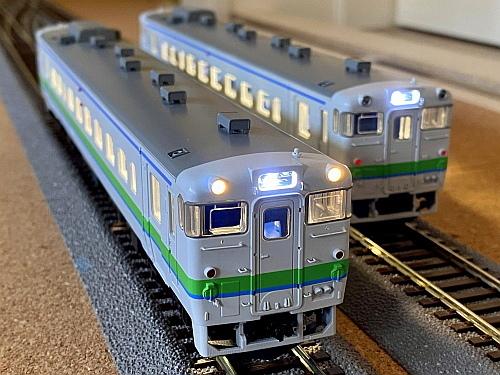 ポポプロ(トラムウェイ)キハ40 JR北海道色をDCCサウンド化_f0037227_20354883.jpg