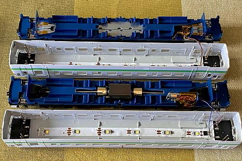 ポポプロ(トラムウェイ)キハ40 JR北海道色をDCCサウンド化_f0037227_20362205.jpg