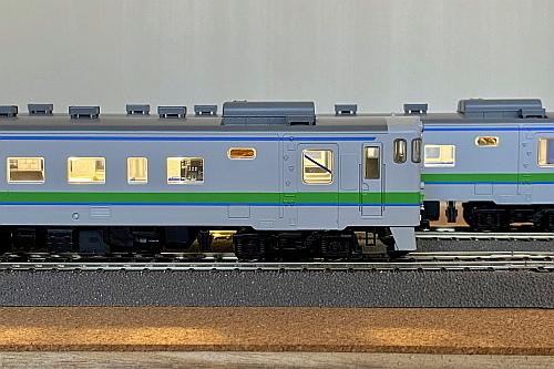 ポポプロ(トラムウェイ)キハ40 JR北海道色をDCCサウンド化_f0037227_20370146.jpg