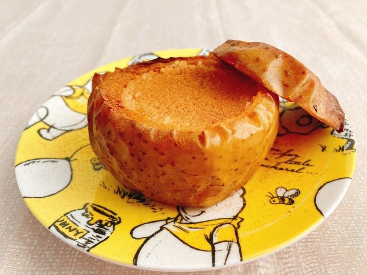 【ヴィーガン】美味しくてヘルシーなお手軽スイーツ!丸ごとりんごケーキの作り方・レシピ【大豆】_c0405952_03361999.jpg