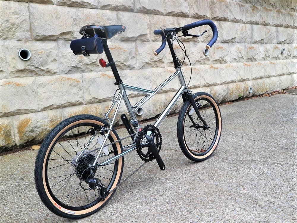 BRUNO VENTURA × FLAME bike限定車 CP スペシャルカスタム 第二弾!_e0188759_11492958.jpg