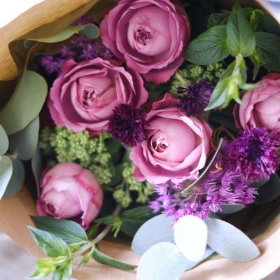 オークリーフ(母の日の花束)_f0049672_09071024.jpg
