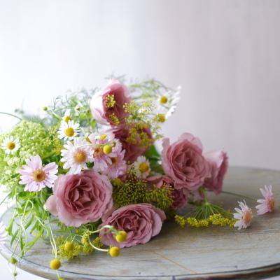オークリーフ(母の日の花束)_f0049672_09073953.jpg