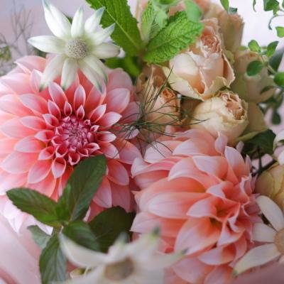 オークリーフ(母の日の花束)_f0049672_09080339.jpg