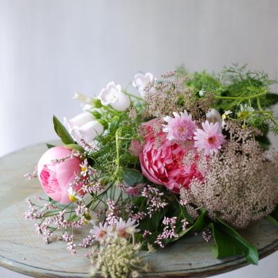 オークリーフ(母の日の花束)_f0049672_09111967.jpg