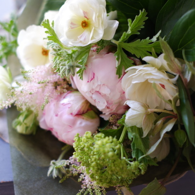 オークリーフ(母の日の花束)_f0049672_09325847.jpg