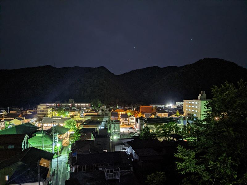山中温泉の夜景_f0024575_22134583.jpg