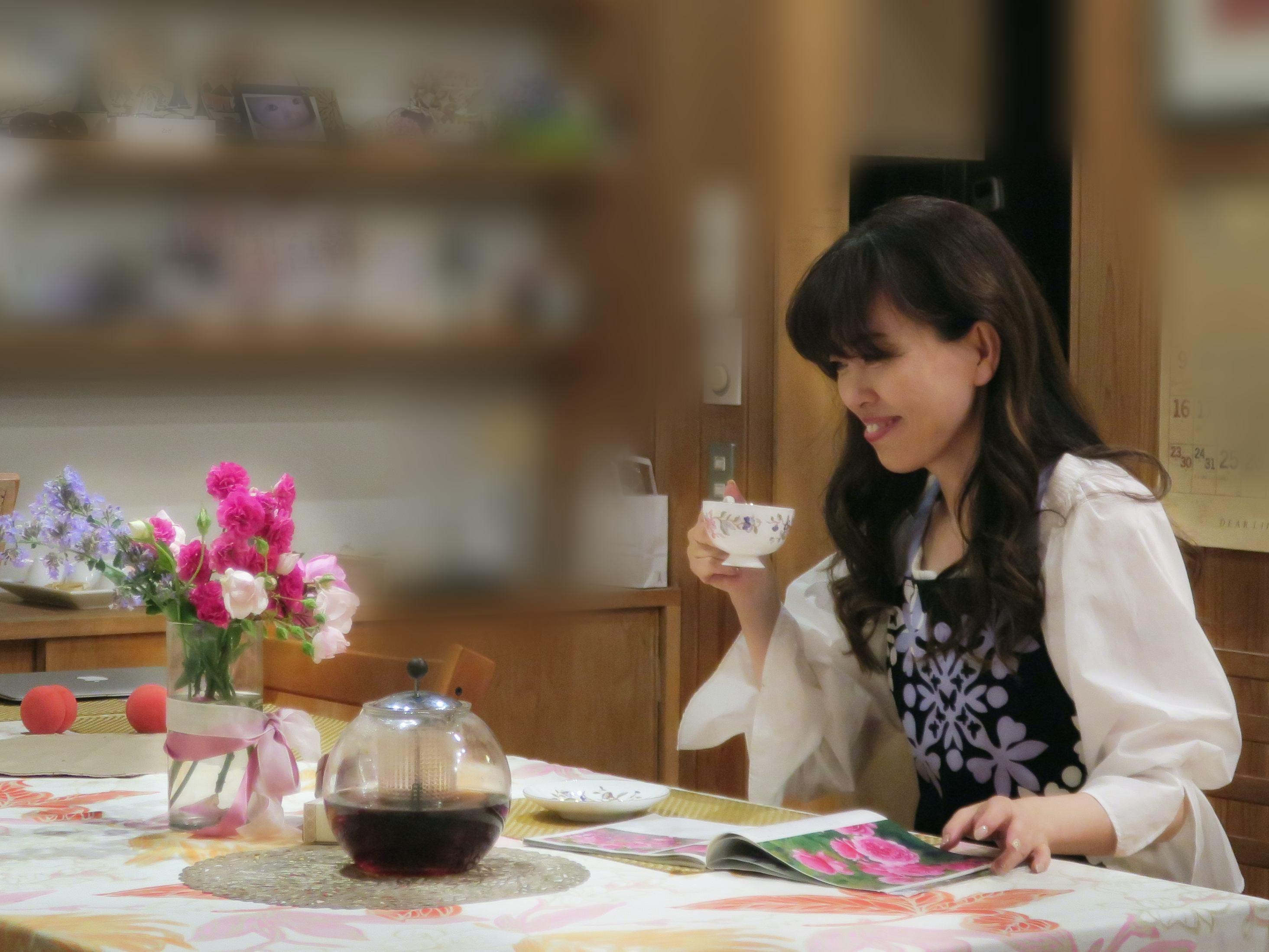 恋子の庭がテレビに!「田中哲司のこの庭きゅんです」_d0049381_04485960.jpeg