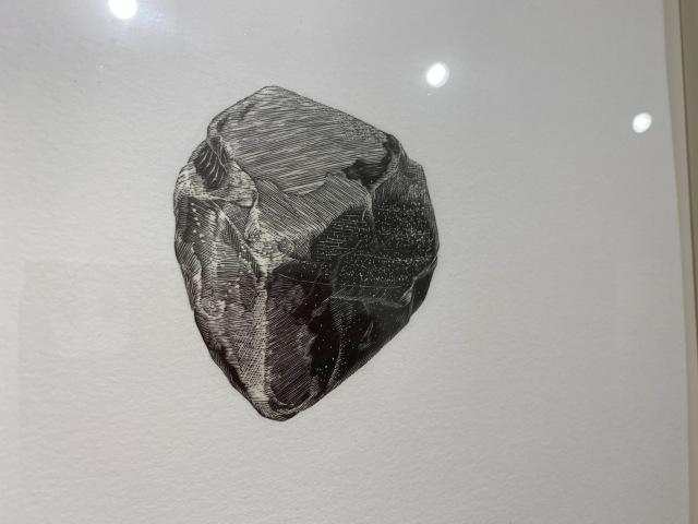 ⑨  2021 戸次祥子個展 shoko bekki solo exhibition [ 鉱物と稜線 ]終了しました!_e0151902_10242259.jpg