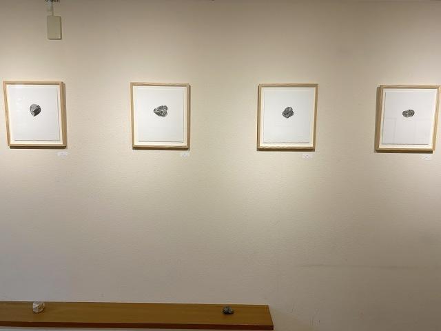⑨  2021 戸次祥子個展 shoko bekki solo exhibition [ 鉱物と稜線 ]終了しました!_e0151902_10441183.jpg
