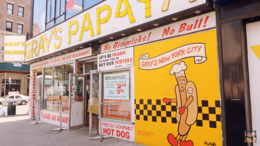 """ニューヨークの街角英語、""""Let's be frank""""_b0007805_03425405.jpg"""