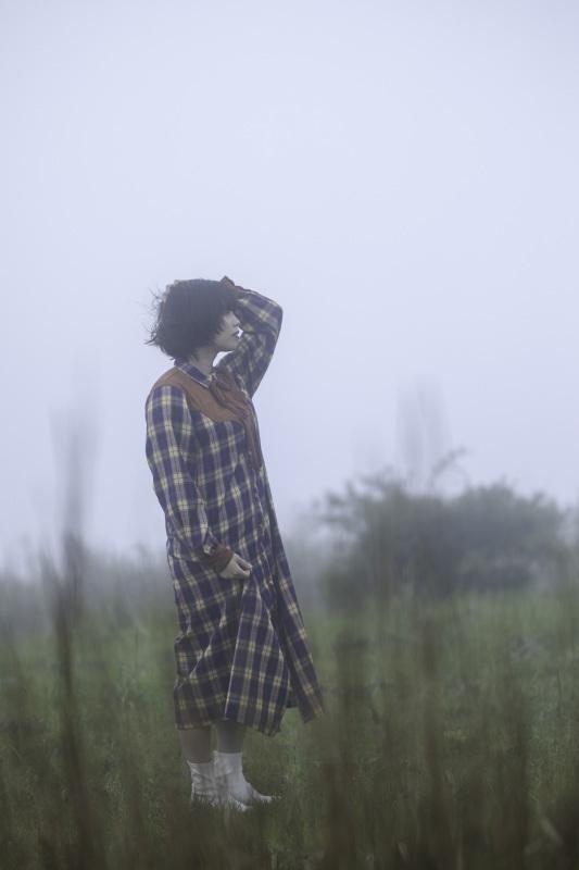 霧 もう少し晴れると思ったけど、かなりの濃霧でいつもとは違う景色が拡がってた_b0142405_16034788.jpeg