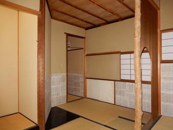 如庵の写し、大磯の茶室「城山庵」を見学しました。_c0195909_12105343.jpg