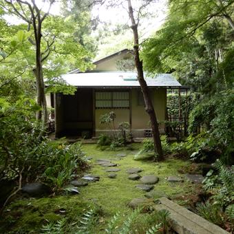 如庵の写し、大磯の茶室「城山庵」を見学しました。_c0195909_12110475.jpg