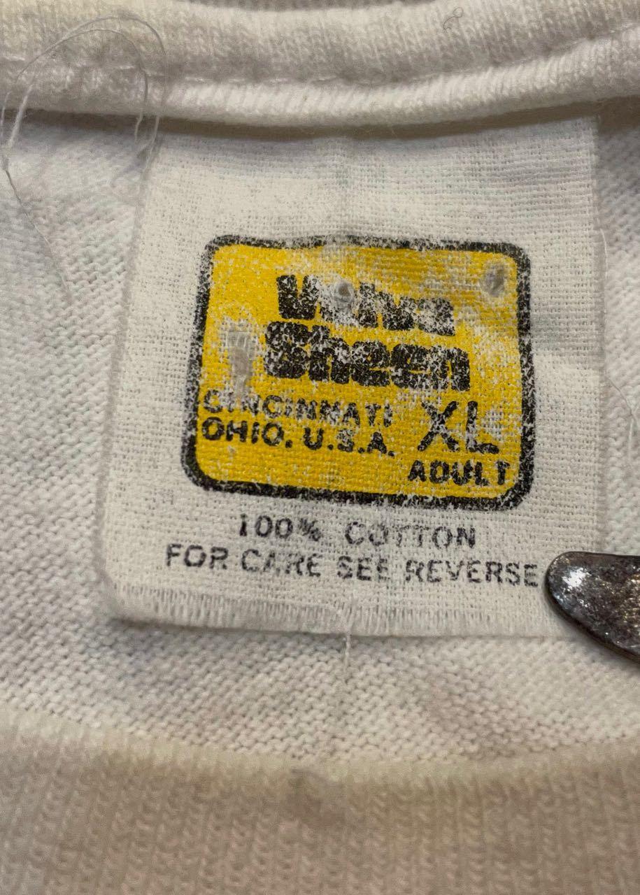 6月6日(日)入荷!all cotton 80s VELVASHEEN CORNELL 大学 IVYリーグ Tシャツ!_c0144020_15463537.jpg