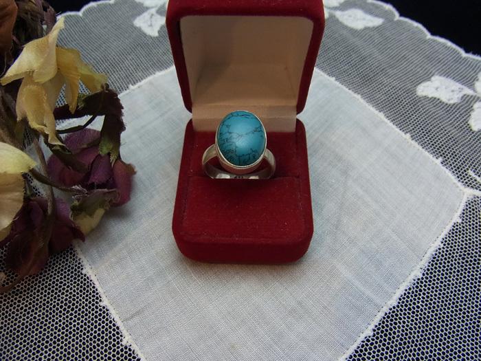 トルコ石の指輪_d0127182_15551657.jpg