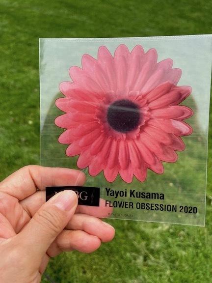 草間彌生になってNY植物園のKUSAMA展に行ったら、すごいことになった!_c0050387_16155003.jpeg