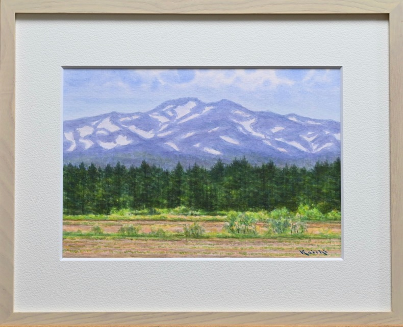北海道の水彩画3_e0273524_09394029.jpg