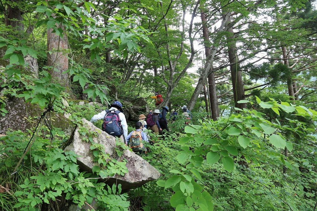 初めて 材木坂 を登りました。_a0185545_20595612.jpg