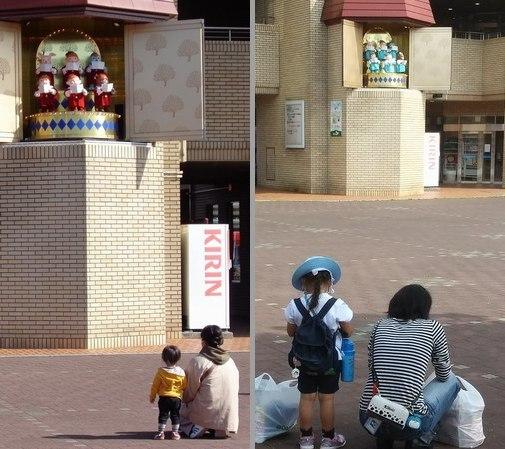 からくり人形も衣替え_b0102572_16415206.jpg