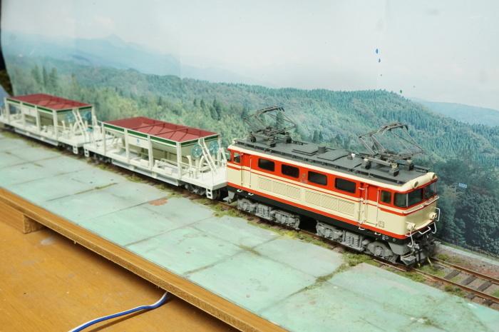 【鉄道模型・HO】西武ホキ81を作る・4_c0162772_21290268.jpg