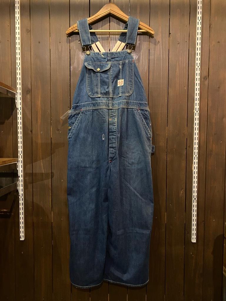 マグネッツ神戸店 6/9(水)Vintage入荷! #7 Vintage OverAll!!!_c0078587_14284925.jpg