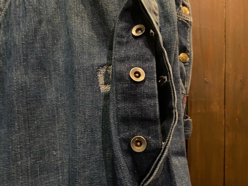 マグネッツ神戸店 6/9(水)Vintage入荷! #7 Vintage OverAll!!!_c0078587_14284969.jpg
