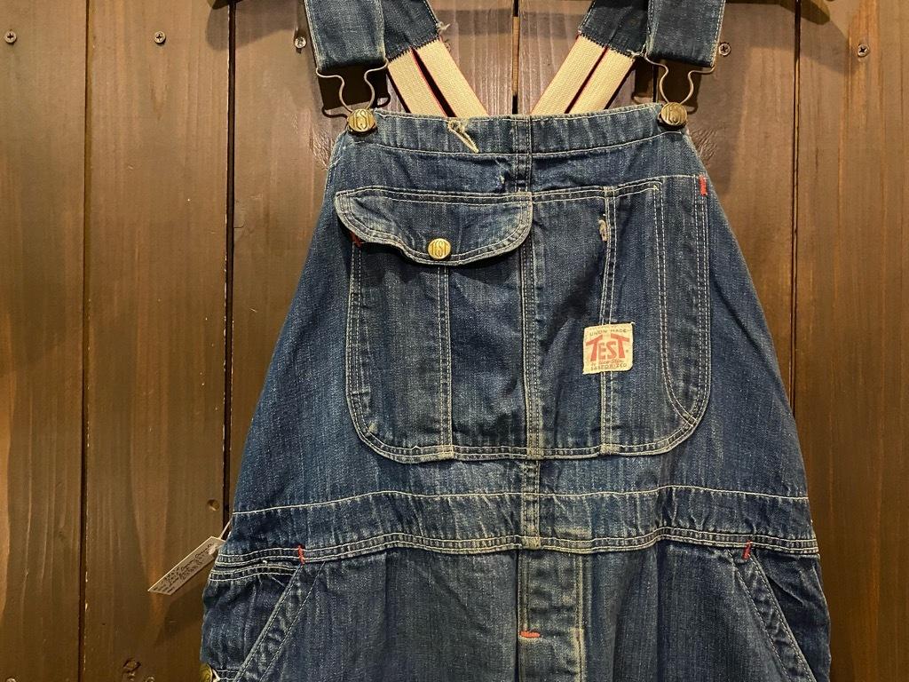 マグネッツ神戸店 6/9(水)Vintage入荷! #7 Vintage OverAll!!!_c0078587_14285069.jpg