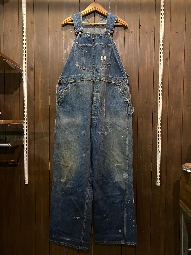 マグネッツ神戸店 6/9(水)Vintage入荷! #7 Vintage OverAll!!!_c0078587_14311164.jpg