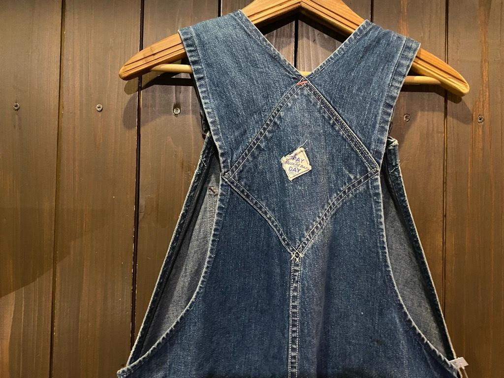マグネッツ神戸店 6/9(水)Vintage入荷! #7 Vintage OverAll!!!_c0078587_14332236.jpg