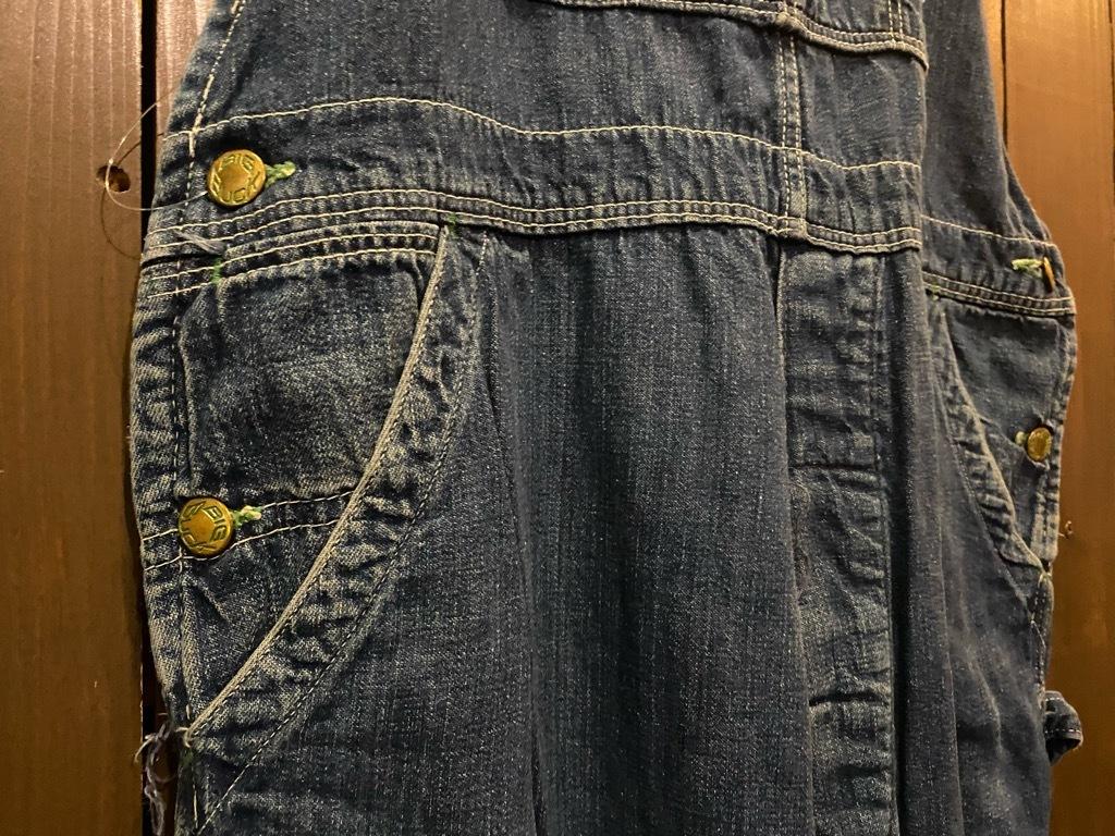 マグネッツ神戸店 6/9(水)Vintage入荷! #7 Vintage OverAll!!!_c0078587_14343448.jpg