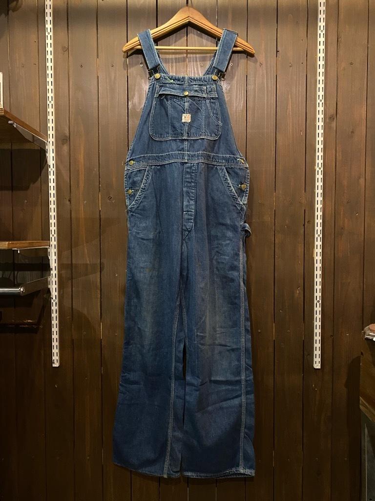 マグネッツ神戸店 6/9(水)Vintage入荷! #7 Vintage OverAll!!!_c0078587_14343577.jpg
