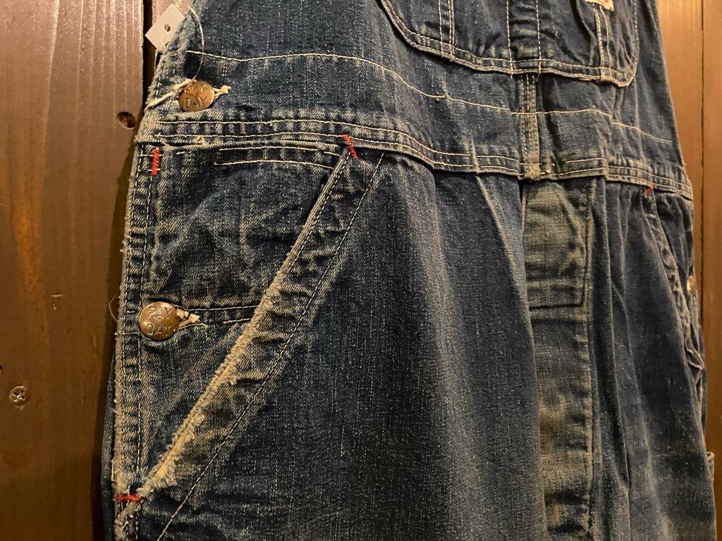 マグネッツ神戸店 6/9(水)Vintage入荷! #7 Vintage OverAll!!!_c0078587_14361355.jpg