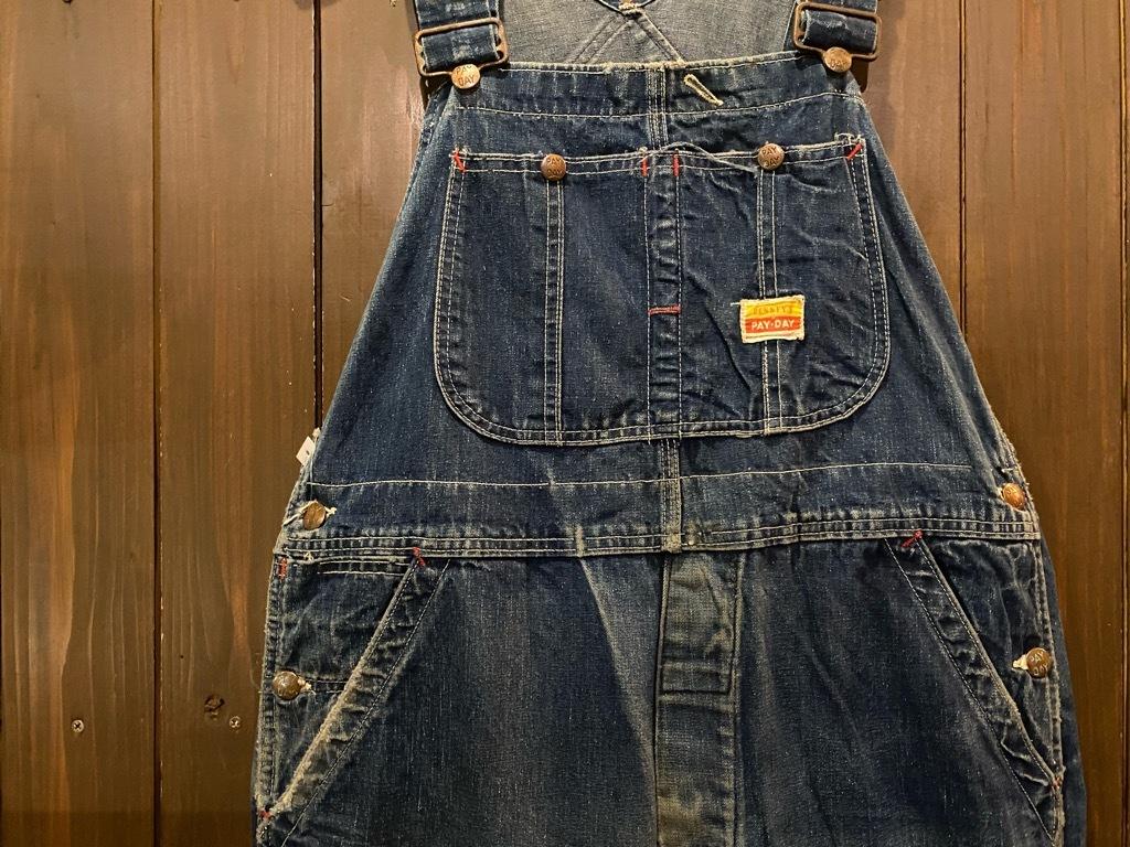 マグネッツ神戸店 6/9(水)Vintage入荷! #7 Vintage OverAll!!!_c0078587_14361484.jpg