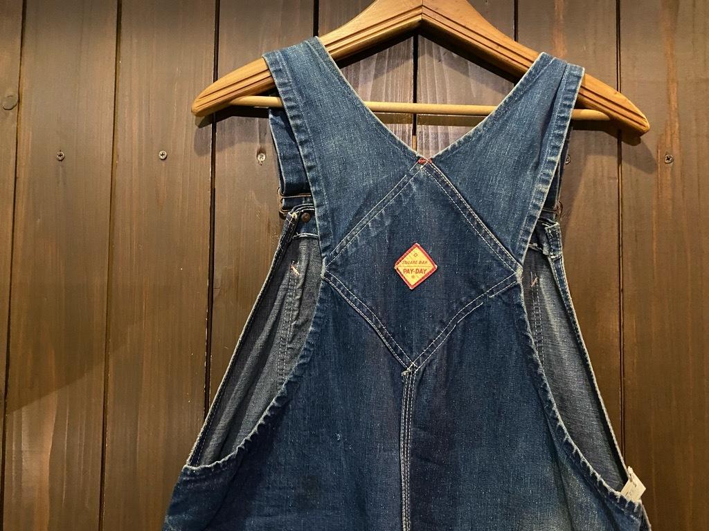 マグネッツ神戸店 6/9(水)Vintage入荷! #7 Vintage OverAll!!!_c0078587_14380982.jpg