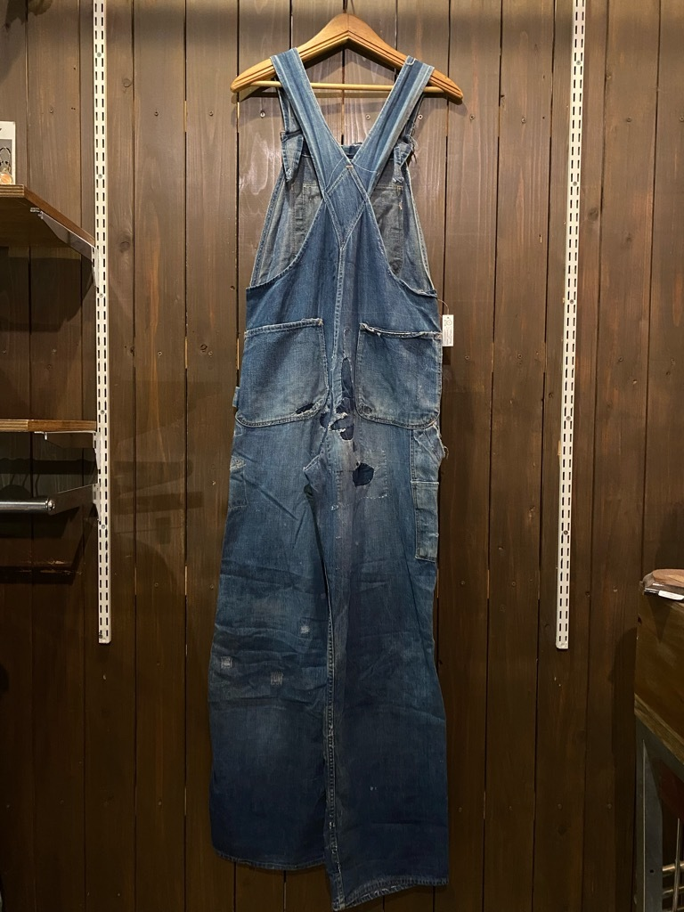 マグネッツ神戸店 6/9(水)Vintage入荷! #7 Vintage OverAll!!!_c0078587_14394055.jpg