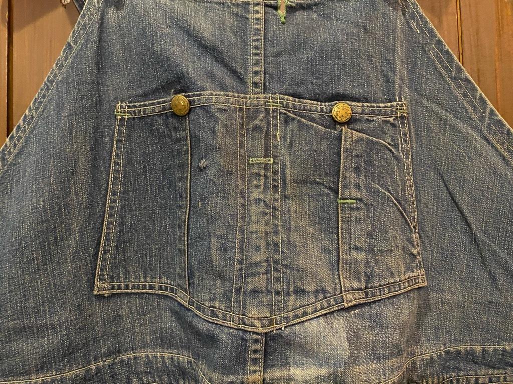 マグネッツ神戸店 6/9(水)Vintage入荷! #7 Vintage OverAll!!!_c0078587_14401838.jpg